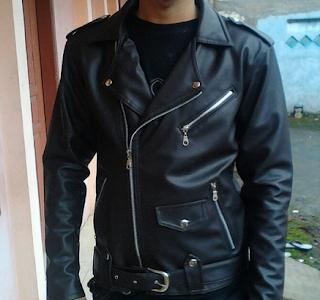 jaket kulit original