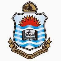 Punjab University PU Lahore MSc Date Sheet 2017 Part 1, 2