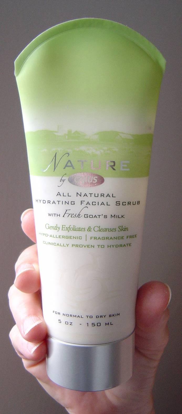 Nature by Canus Hydrating Facial Scrub.jpeg