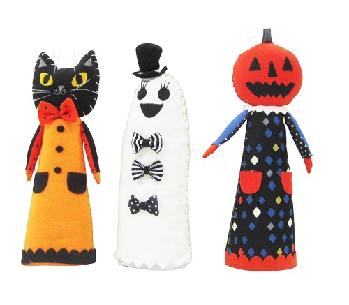 3ct halloween fabric figural large - Target Halloween