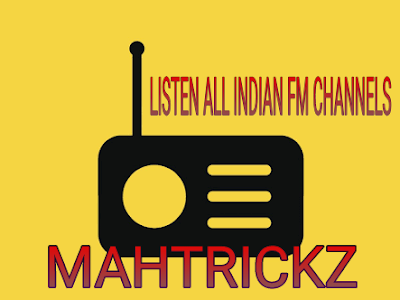 Listen Indian FM radio channels from all over the world