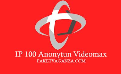Cara Mudah Mendapatkan IP 100 Anonytun Videomax Telkomsel
