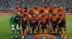 أولمبيك آسفي يفرض التعادل الاجابي على فريق نهضة بركان في الدوري المغربي