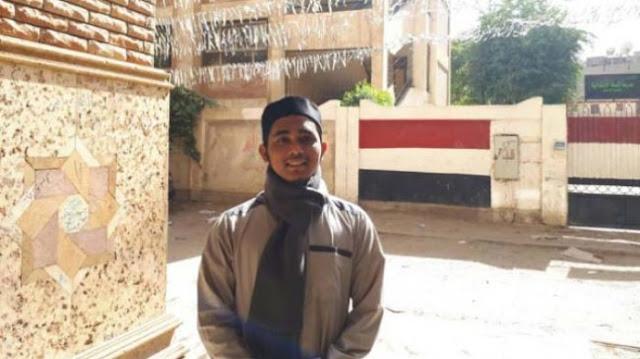Begini Kisah Rahmat Mahasiswa Aceh yang Dipercaya Jadi Imam Tarawih di Mesir