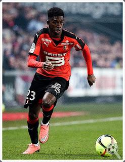 Dembélé Ousmane Rennes Stade Rennais