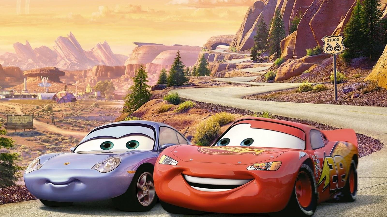 54 Koleksi Contoh Gambar Kartun Mobil Cars Terbaik