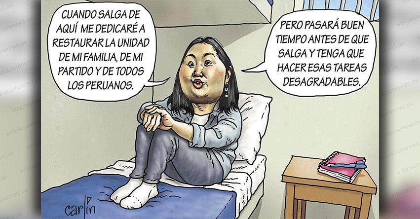 Carlincaturas Martes 12 Marzo 2019 - La República