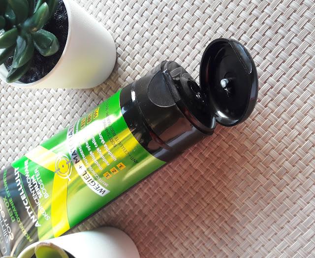 Bielenda slim cellu corrector skoncentrowane serum booster antycellulitowe modelowanie sylwetki węgiel + matcha tea