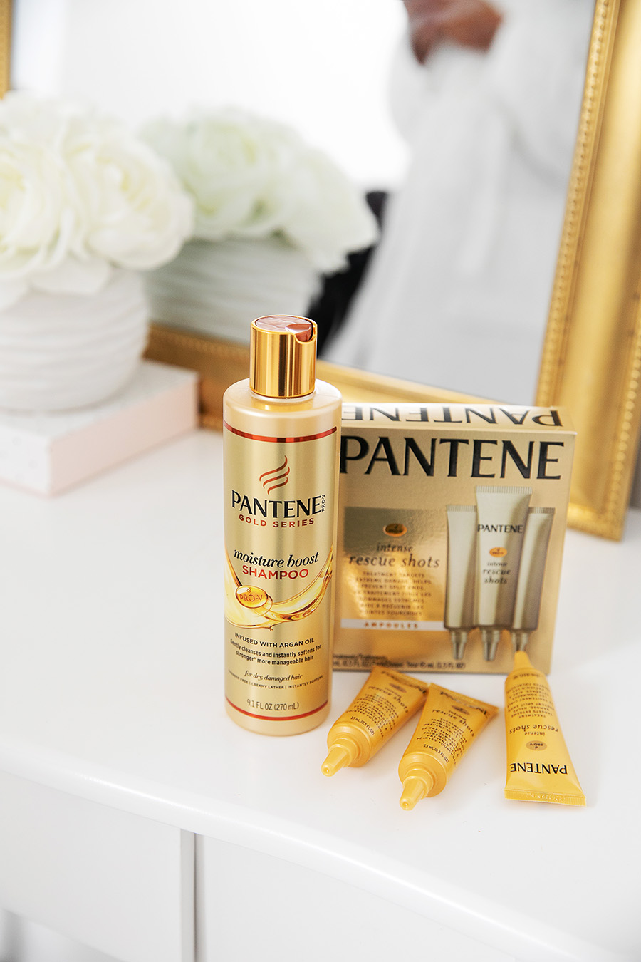 How To Maintain A Healthy Hair with Pantene