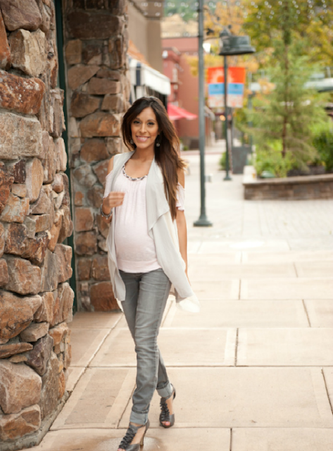jak ubierać się w ciąży