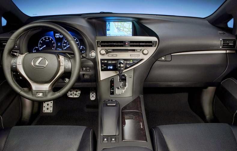 2016 Lexus RX 350 Details