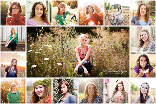 free lightroom picture collage templates