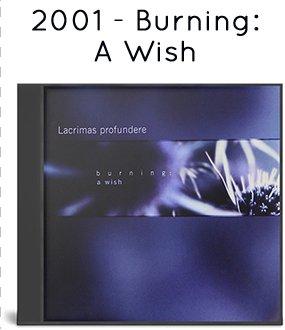 2001 - Burning: A Wish