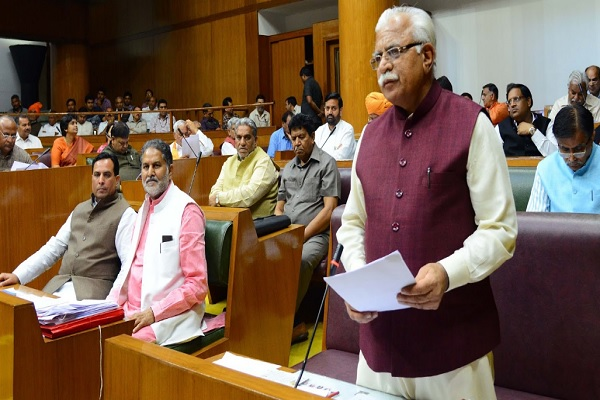 khattar sarkar launched new group housing scheme in haryana