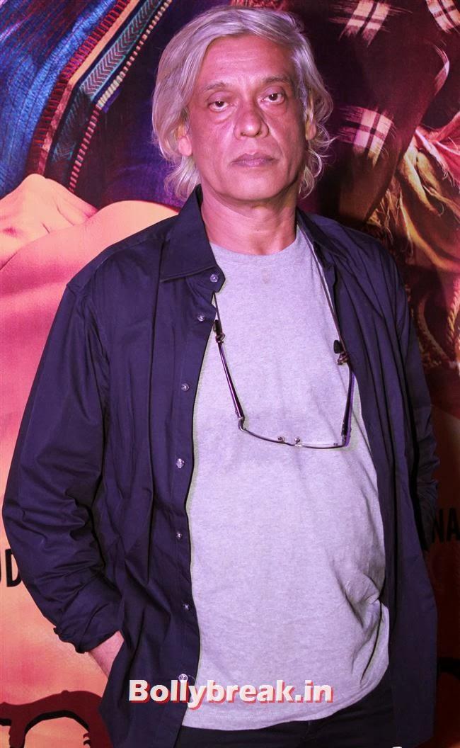 Sudhir Mishra, Gulaab Gang Movie Premiere Pics