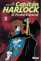 Resultado de imagen de capitán harlock volumen 2