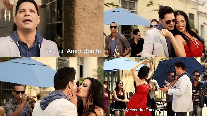 Rey Ruiz - ¨Amor bonito¨ - Videoclip - Dirección: Yeandro Tamayo. Portal del Vídeo Clip Cubano