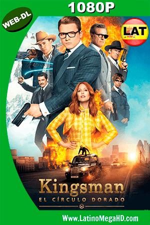 Kingsman: El Círculo Dorado (2017) Latino HD WEBDL 1080P ()