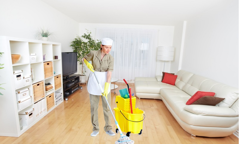 5 Quick House Cleaning Tips
