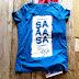 Illustratie T-shirt Saaasa