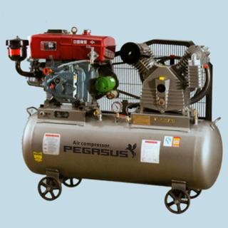 Máy nén khí  chạy dầu Diesel TM-W-1.0/8-330L