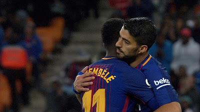 Friendly : Sundowns 1 vs 3 Barcelona 16-05-2018