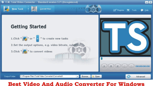 Best Video and Audio Converter For Windows