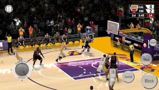 NBA 2K13 Mod NBA 2K17