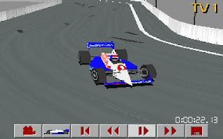Modo repetición IndyCar Racing