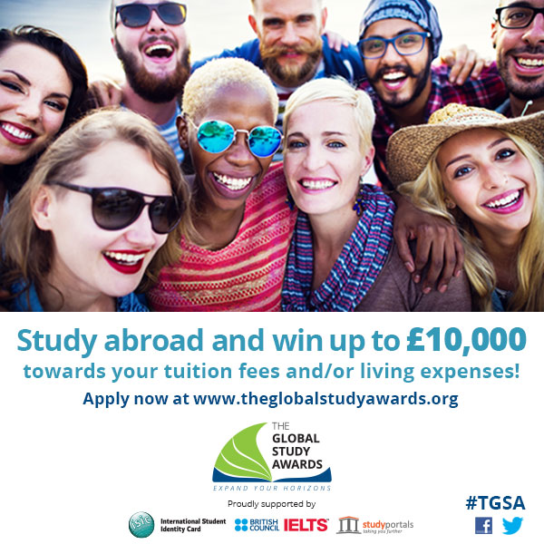 The Global Study Awards: Expand Your Horizons