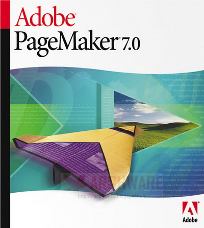 Archware Software Download: Adobe Pagemaker 7.0 + [Serial ...