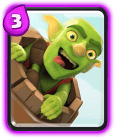 Carta Barril de Goblins de Clash Royale - Cards Wiki