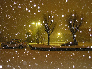 Περιοχές που θα χιονίσει τις επόμενες ώρες !!