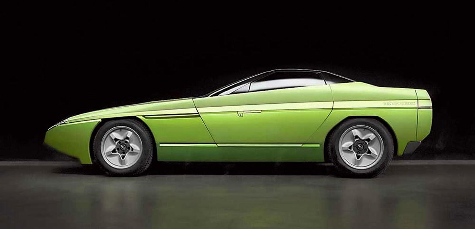 Bertone Chevrolet Ramaro