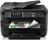Epson WorkForce WF-7620 Printer Driver