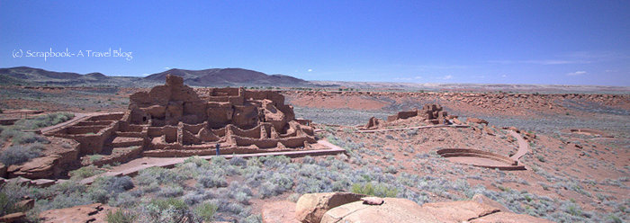 Arizona Wupatki Ruins National Monuments