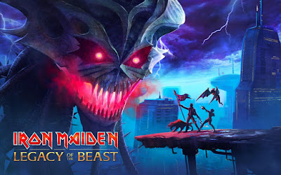 Download Iron Maiden Legacy of the Beast v309935 Mod Apk