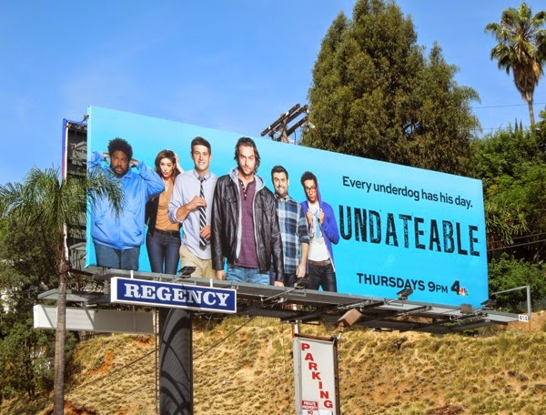 Undateable season 1 billboard