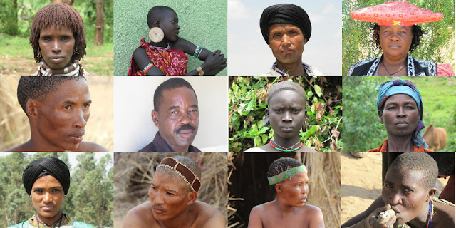 Genes responsible for diversity of human skin colours identified