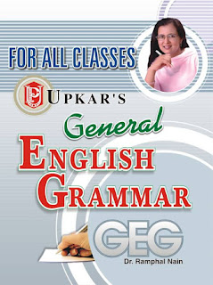 UPKAR'S GENERAL ENGLISH GRAMMER BY RAMPHAL NAIN