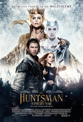 The Huntsman: Winter's War Extended Edition 2016 DVD9 R1 NTSC Latino