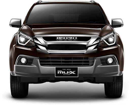 New 2018 Isuzu MU-X Facelift Images Gallery