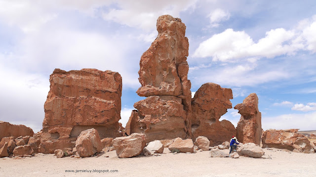 Valley of Rocks or Valle de las Rocas, Uyuni Salt Flats Tour, Bolivia