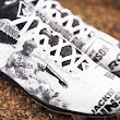 Jackie Robinson cleat design