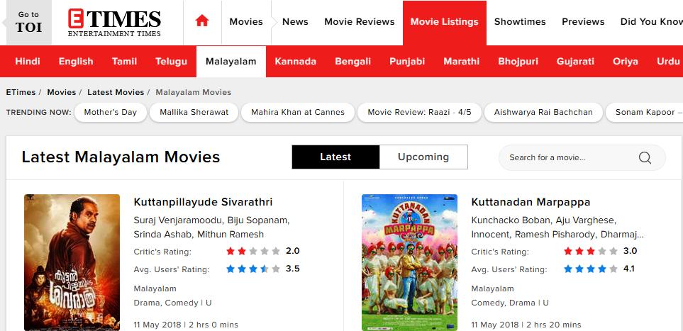 Tamilrockers 2018 website for tamil, telugu, malayalam full movie.