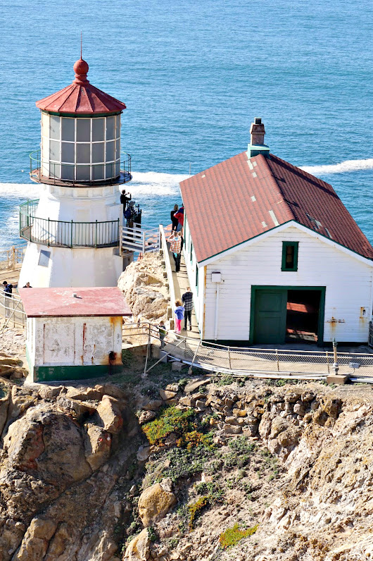 Point Reyes Lighthouse and Drakes Beach
