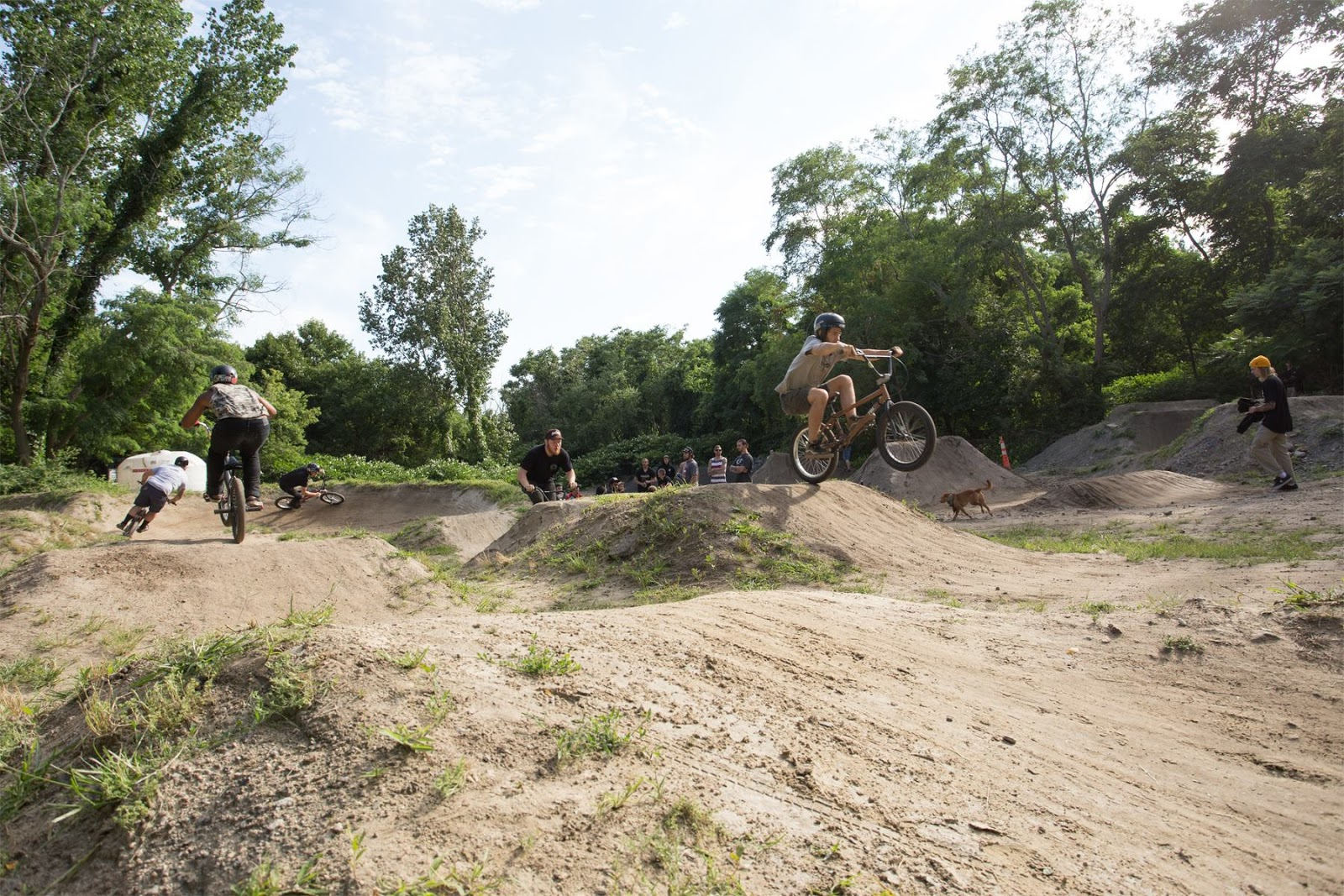 Places To Ride - Circuit BMX
