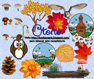 iamgenes imprimibles gratis de otoño