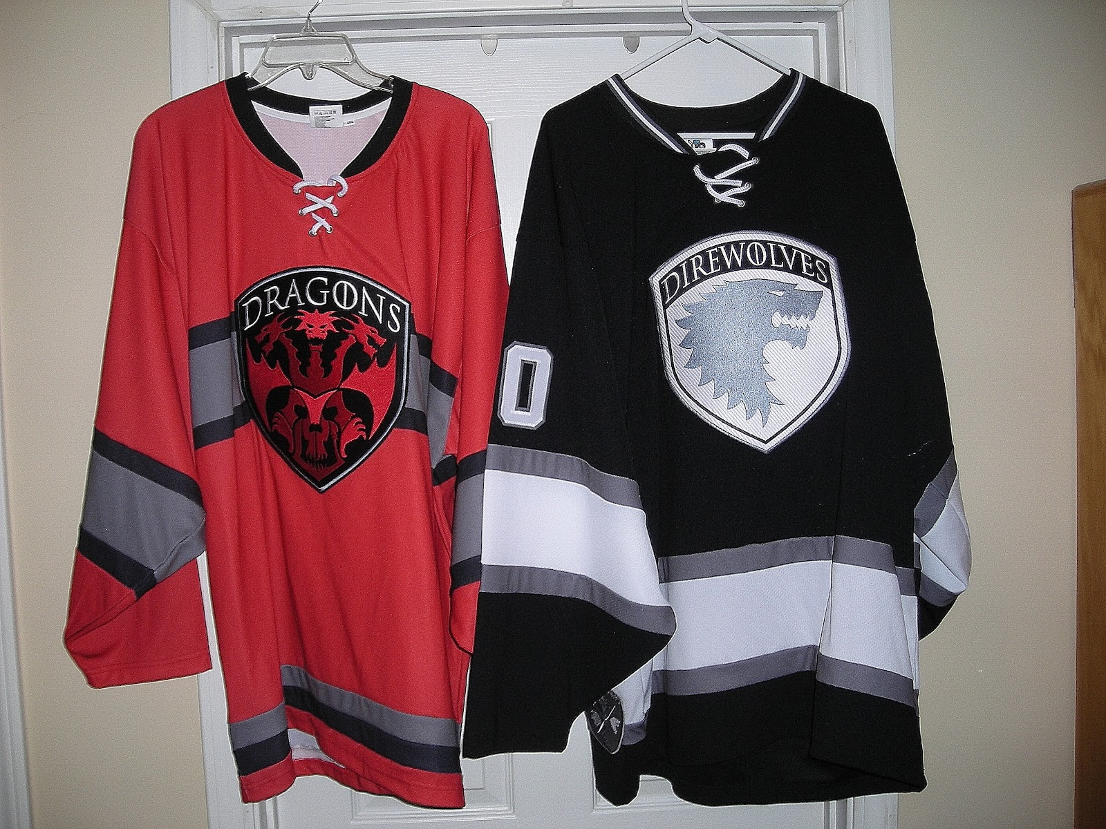 game of thrones jersey