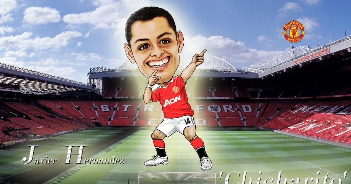 Javier Chicharito Hernandez Funny Pictures 2012